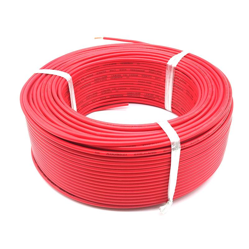 环保 PVC电子线 1007 环保镀锡 开关电子线