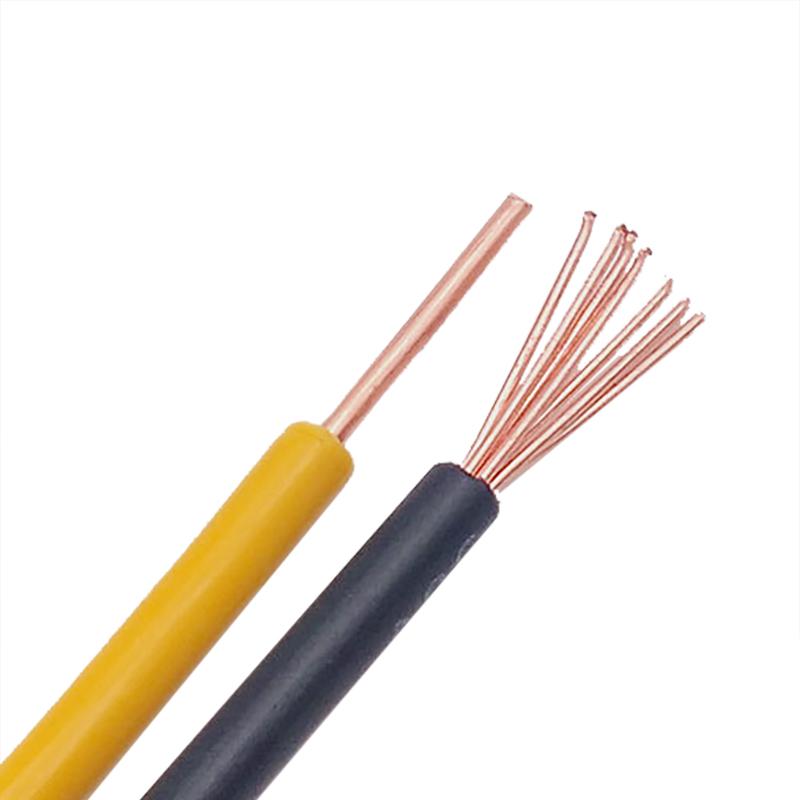 BV4平方阻燃电力电缆电线电缆
